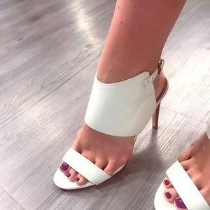 White HOT heels!
